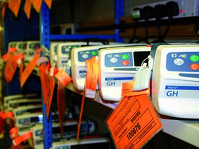 addenbrookes gs1 compliant asset label