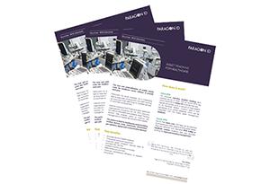 rfid solution brochures