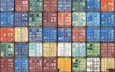 tracking returnable containers through supply chain