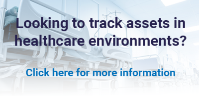 Link to asset tracking in healthcare