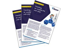PPE Tracking brochure