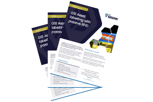 RFiD Discovery GS1 Asset Labelling brochure
