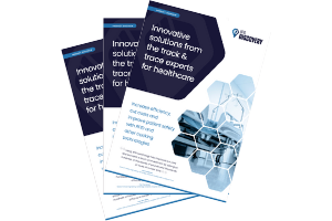 RFiD Discovery Healthcare Brochure front page