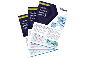 RFiD Discovery Sterile Services brochure
