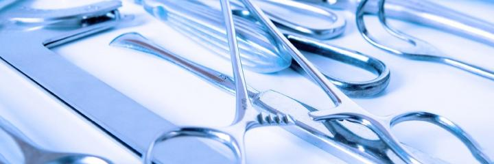 sterile surgical instruments tracking