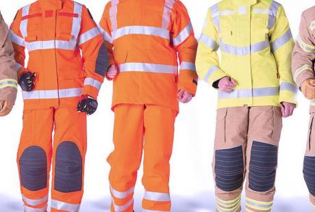 bristol uniforms tracking with RFID