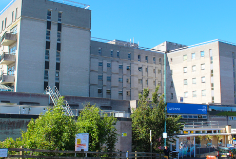 GS1 Plymouth Hospital