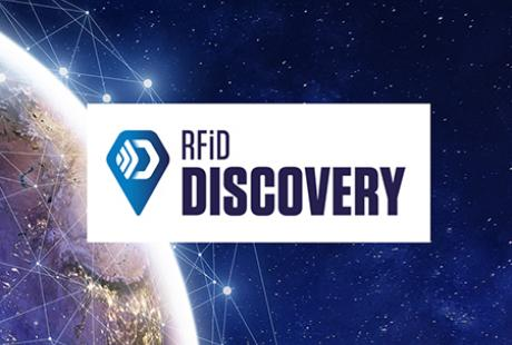 New RFiD Discovery logo